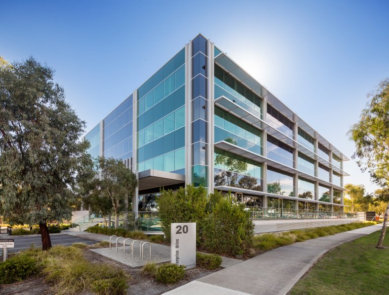 twenty enterprise drive university hill exterior
