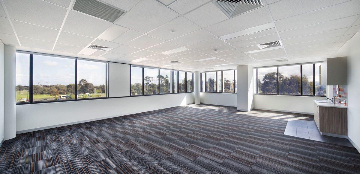 Ormond Square interior office